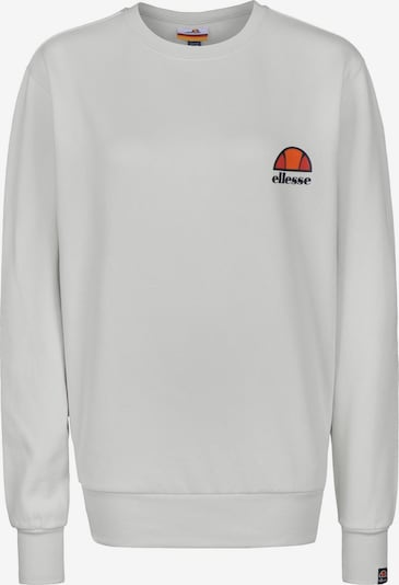 ELLESSE Sweater ' Haverford W ' in hellgrau, Produktansicht