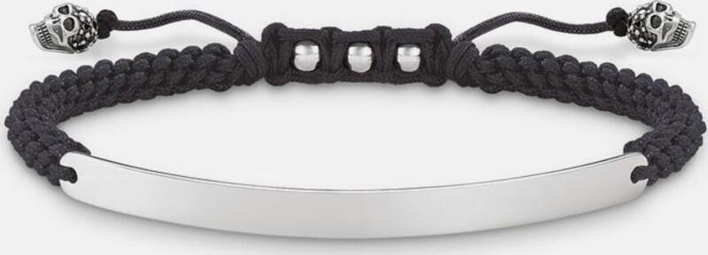 Thomas Sabo Armband 'Totenkopf, LBA0069-889-11-L19v'