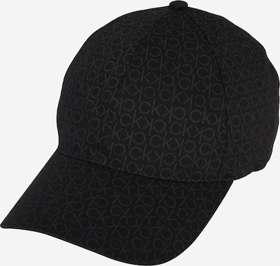 Șapcă 'MONO BLEND' Calvin Klein pe negru, Vizualizare produs