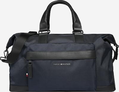TOMMY HILFIGER Potovalna torba | temno modra / črna barva, Prikaz izdelka