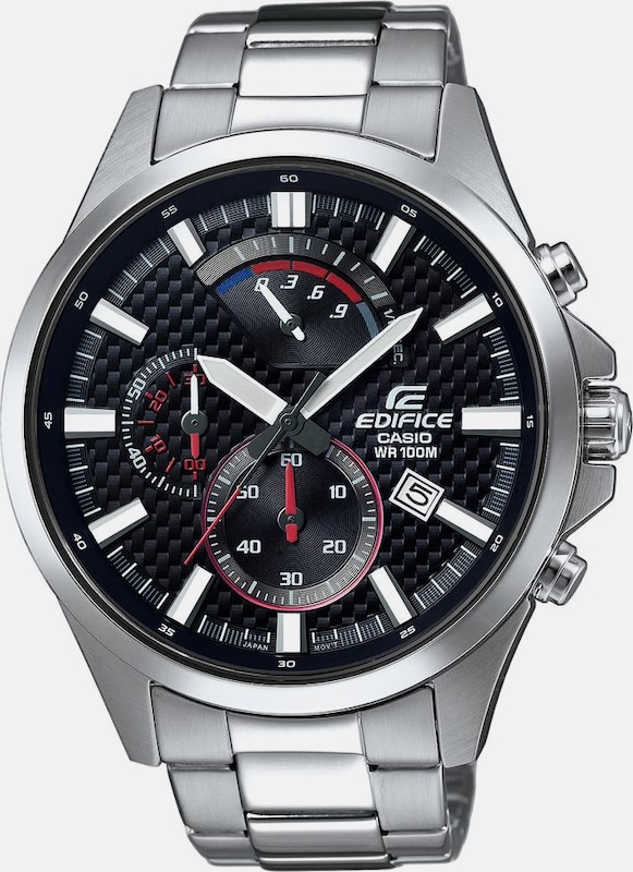 Casio Edifice Chronograph Efv-530d-1avuef