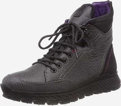 ECCO Stiefel in basaltgrau / schwarz, Produktansicht