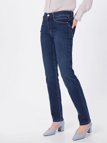 MAC Jeans 'Angela' in Blau