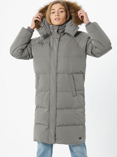 MOSS COPENHAGEN Zimný kabát - sivá, Model/-ka