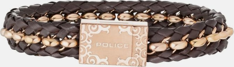 POLICE Armband 'ORLANDO, PJ26053BLRG.03-L'
