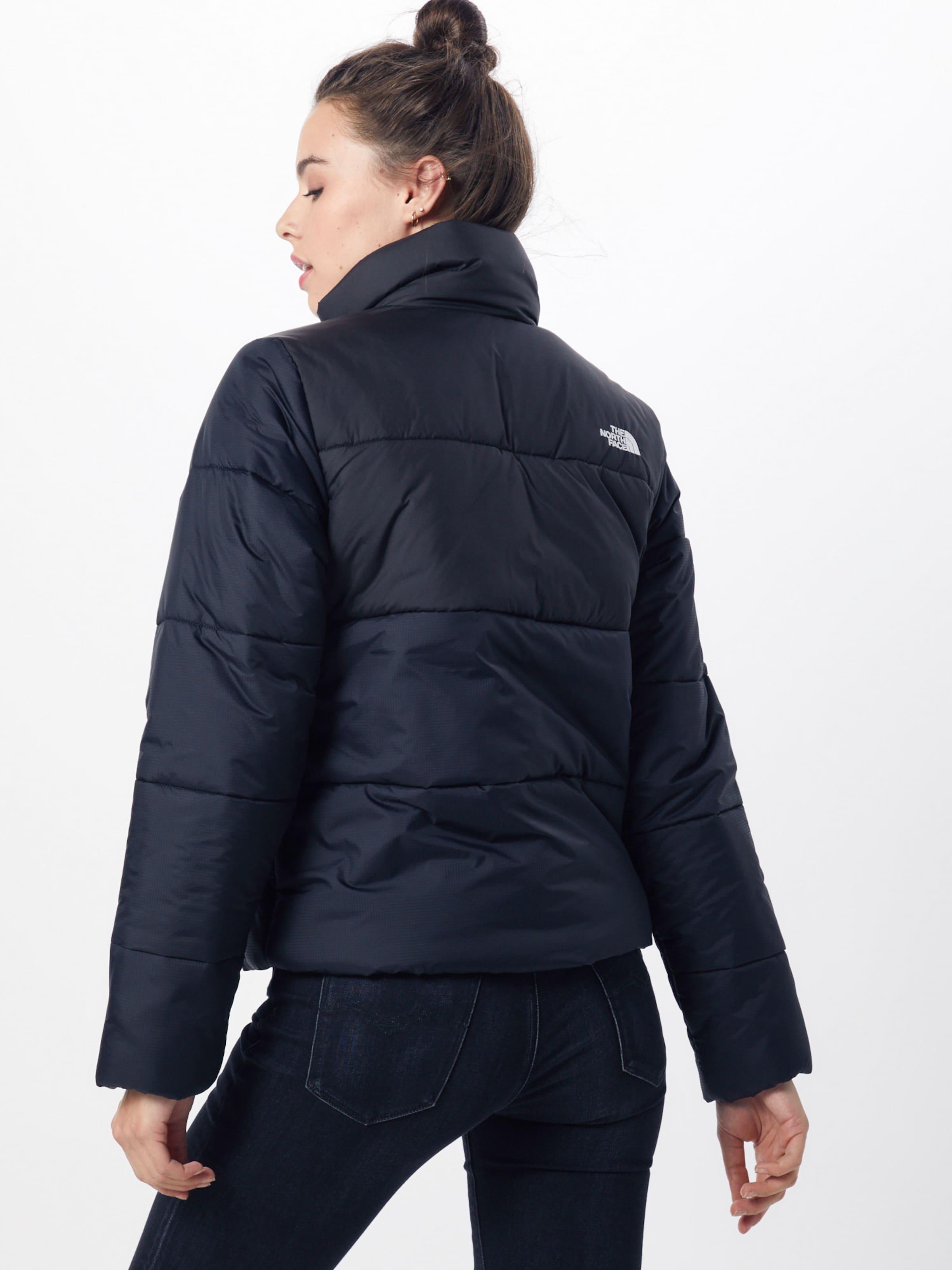 The saison Veste Face En 'women's Noir Mi Jacket' Synthetic North uPXiZk