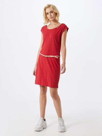 Ragwear Šaty 'SOFIA' - červená, Model/ka