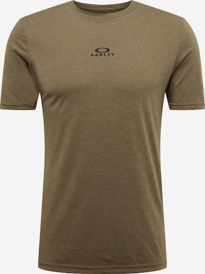 OAKLEY T-Shirt fonctionnel 'BARK NEW SS' en marron, Vue avec produit