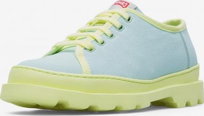 CAMPER Elegante Schuhe ' Brutus ' in blau / gelb / pastellgrün, Produktansicht