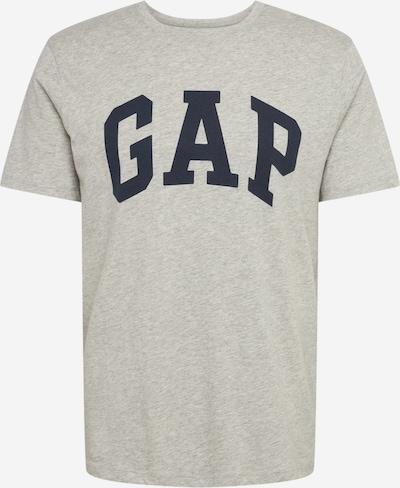 GAP Tričko 'V-BASIC LOGO T' - šedá, Produkt