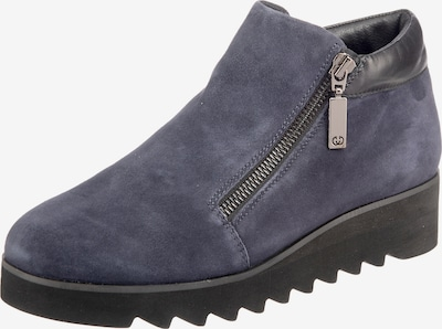 GERRY WEBER Ankle Boots 'Udele' in Night blue / Black, Item view