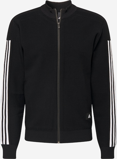 ADIDAS PERFORMANCE Sportlik trikoojakk must / valge, Tootevaade