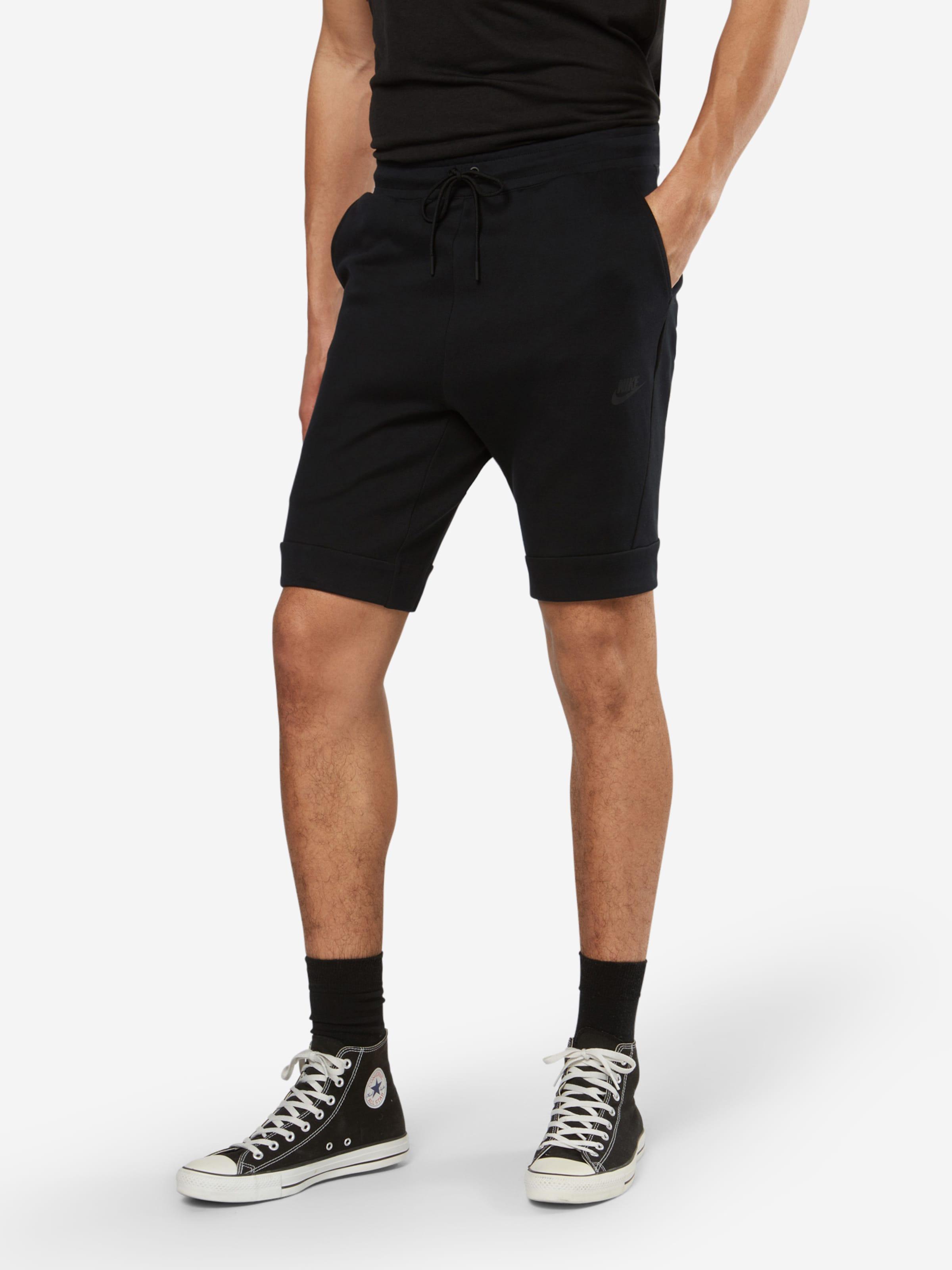 Rabatt-Ansicht Steckdose Niedrigsten Preis Nike Sportswear Short mit Tunnelzug 'Men's Nike Sportswear Tech Fleece' Freies Verschiffen 2018 Neue FT79s
