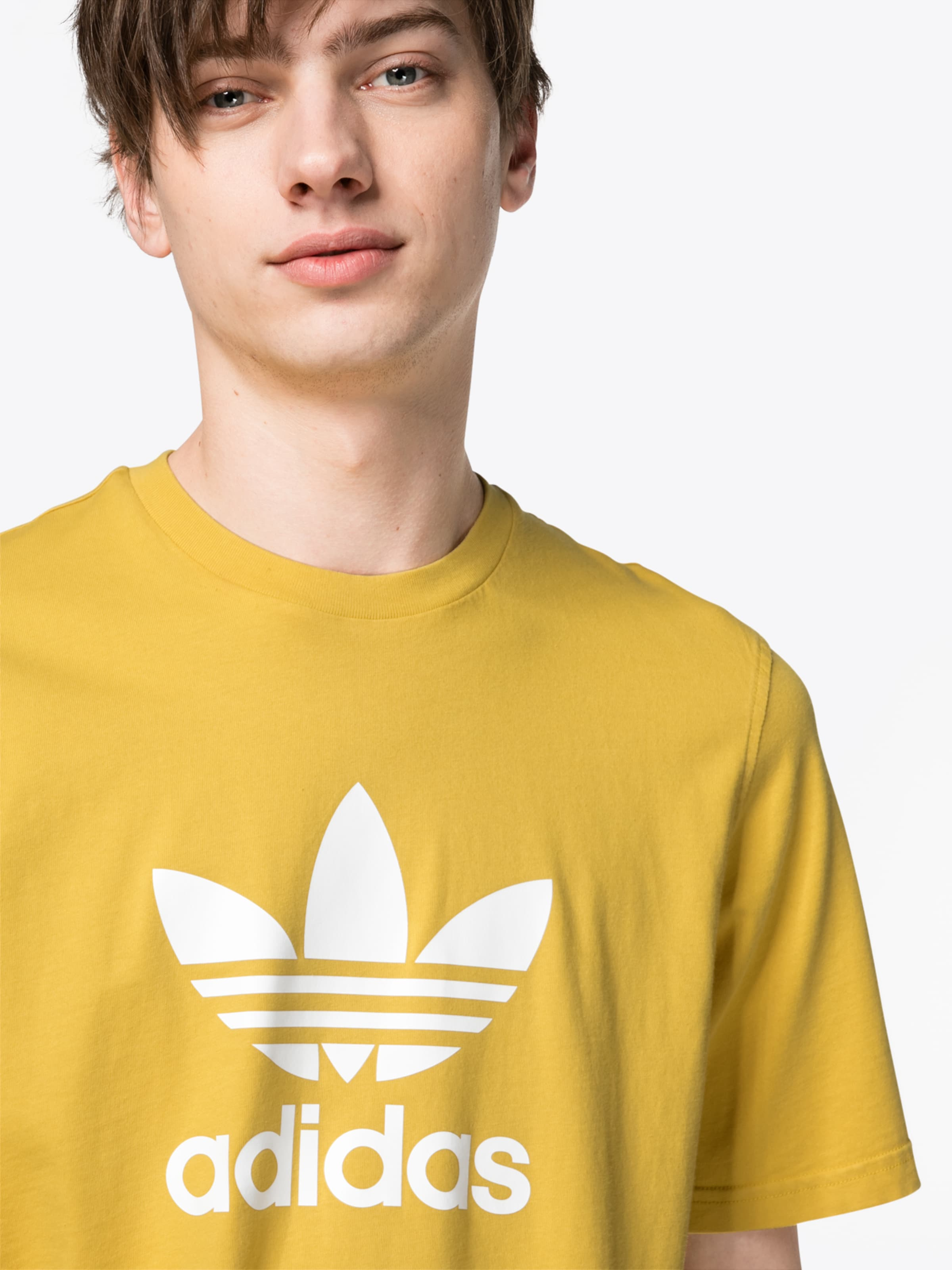 ADIDAS ORIGINALS T-Shirt 'TREFOIL' Outlet Kaufen FpHV7L