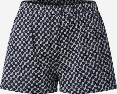 JOOP! Bodywear Pyjamabroek in de kleur Nachtblauw / Lichtgrijs, Productweergave