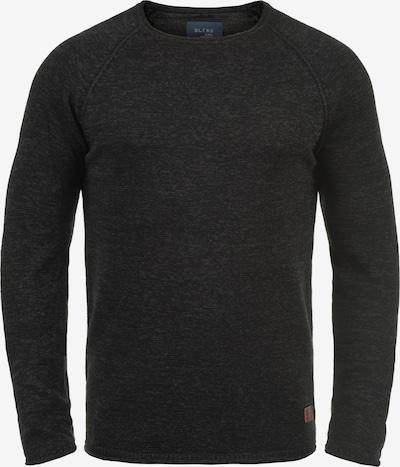 BLEND Strickpullover 'Dan' in schwarz, Produktansicht