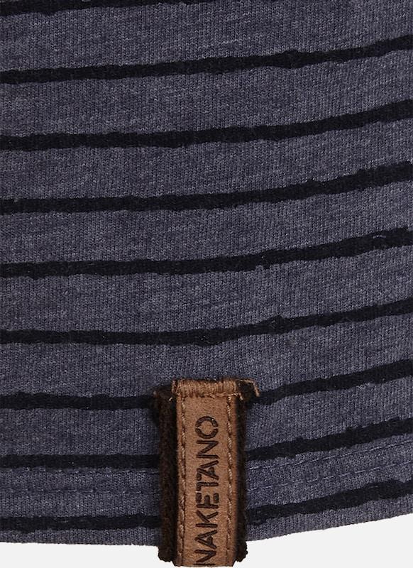 shirt Naketano T CielNoir En Bleu CWExQrodBe