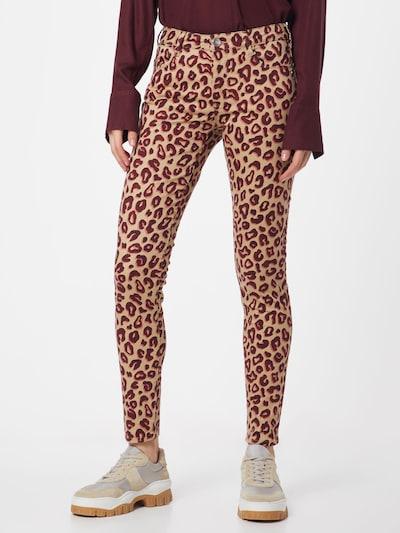SCOTCH & SODA Jeans 'La bohemienne' in braun, Modelansicht
