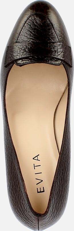 Haltbare Mode billige Pumps Schuhe EVITA   Damen Pumps billige BIANCA Schuhe Gut getragene Schuhe 976113