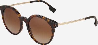 BURBERRY Slnečné okuliare - hnedé / zmiešané farby, Produkt