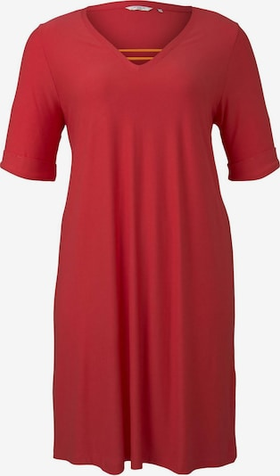MY TRUE ME Kleid in rot, Produktansicht
