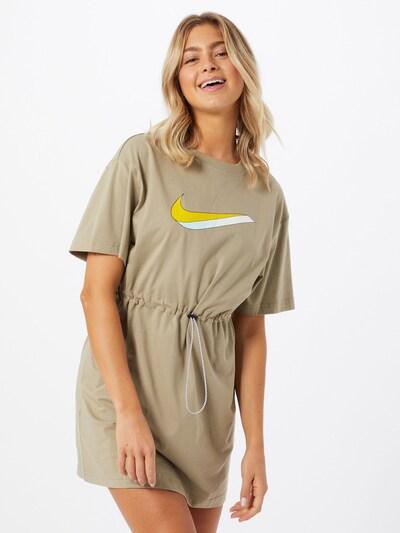 Nike Sportswear Robe en noisette, Vue avec modèle
