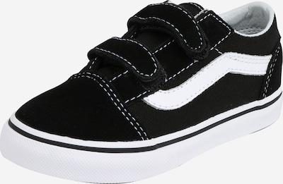 VANS Baskets en noir / blanc, Vue avec produit
