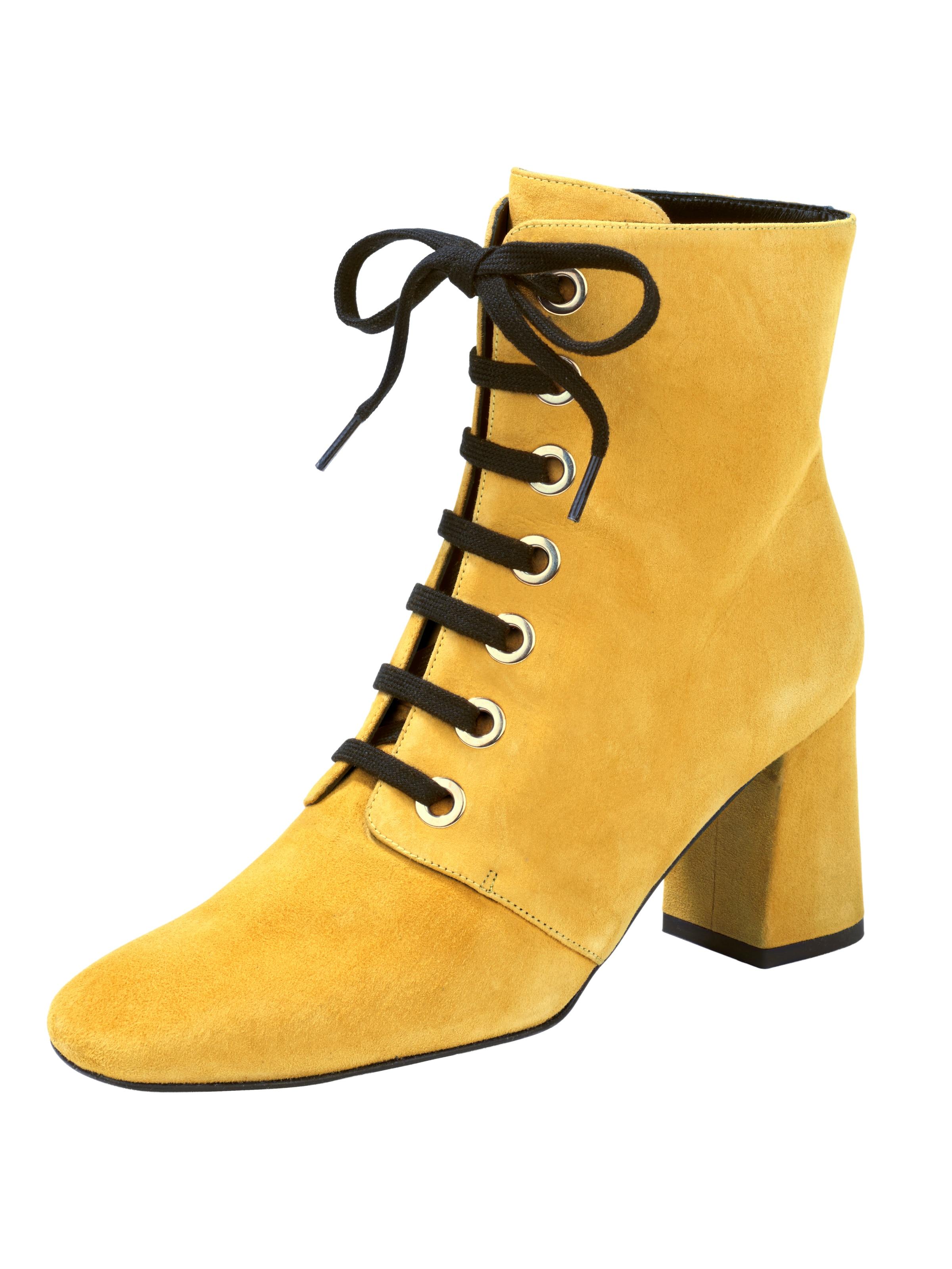 heine Schnürstiefelette Verschleißfeste billige Schuhe Hohe Qualität