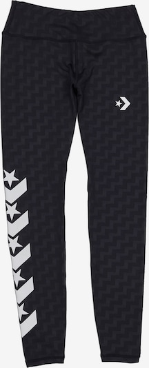 CONVERSE Leggings ' Voltage W ' in schwarz / weiß, Produktansicht