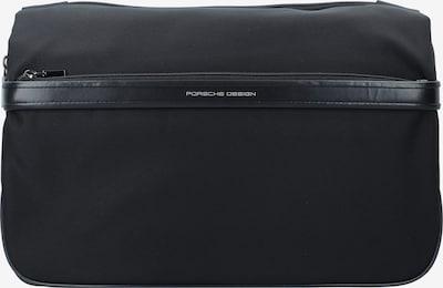 Porsche Design Messenger 'Lane' in schwarz, Produktansicht