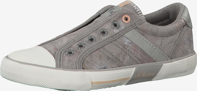 s.Oliver Junior Sneakers Low in grau, Produktansicht