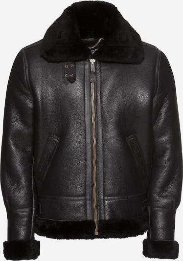 Schott NYC Lederjacke 'LC1259' in schwarz, Produktansicht