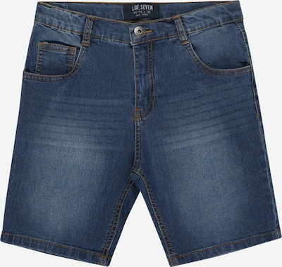 BLUE SEVEN Shorts in blau, Produktansicht