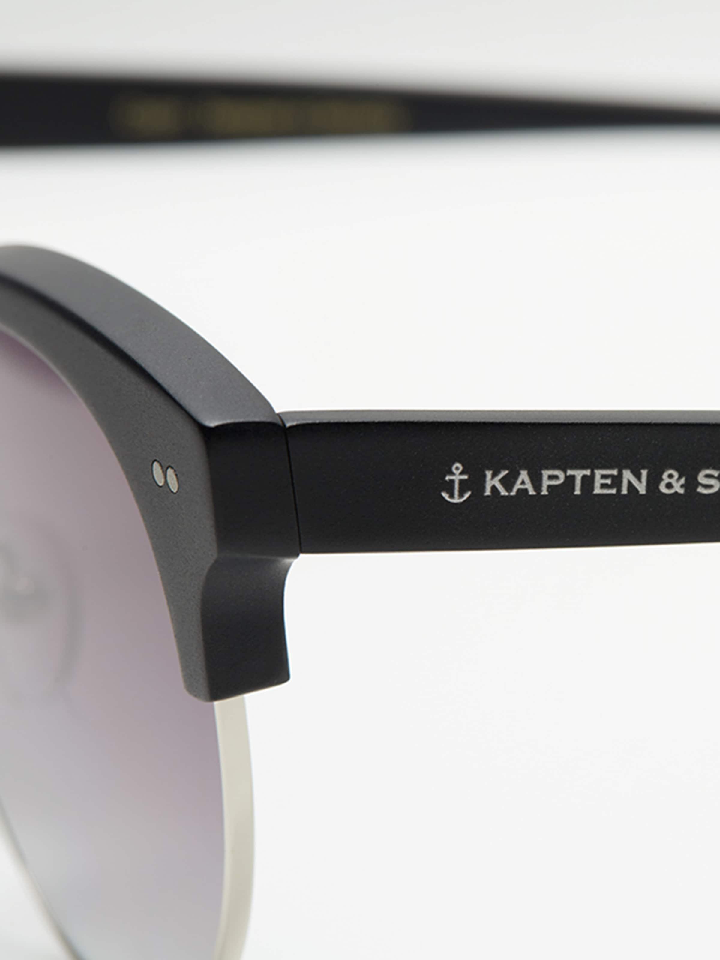 In Schwarz Sonnenbrille Kaptenamp; Son 'capri' JulKTF1c3