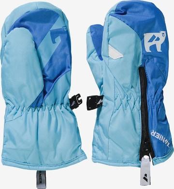 Zanier Skihandschuh in Blau