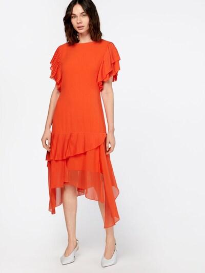 POSTYR Kleid in dunkelorange: Frontalansicht