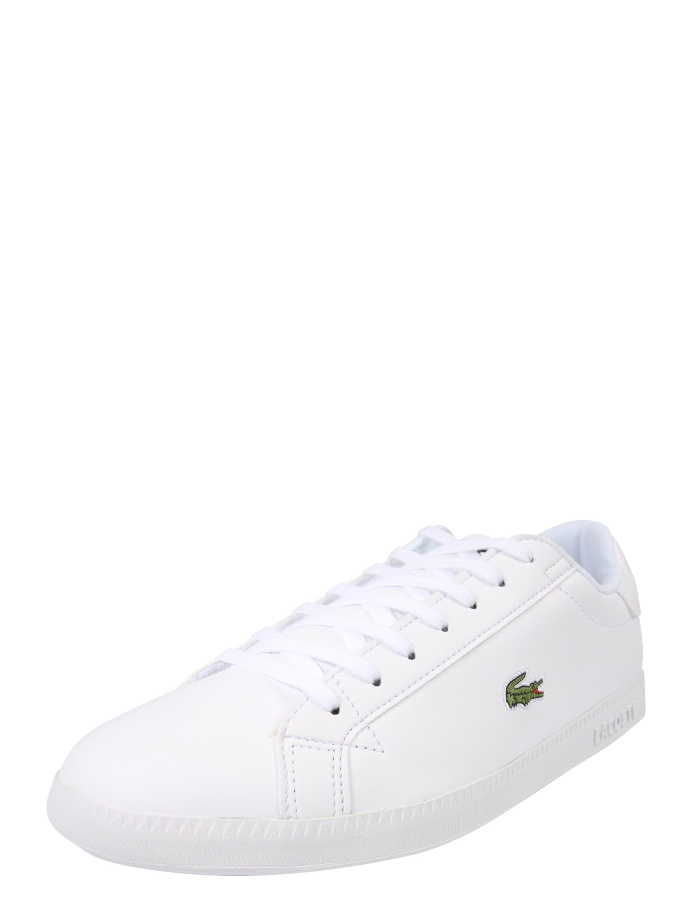 'graduate' Weiß Lacoste Sneaker Lacoste In wPyv8mOn0N