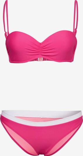 CHIEMSEE Bikini deportivo en rosa oscuro, Vista del producto