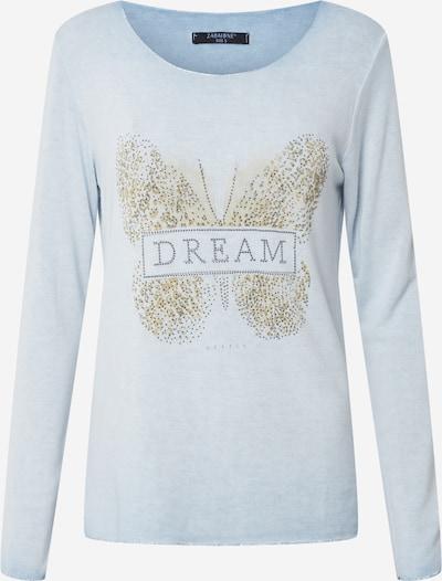 ZABAIONE Shirt' Darya' in hellblau / mischfarben, Produktansicht