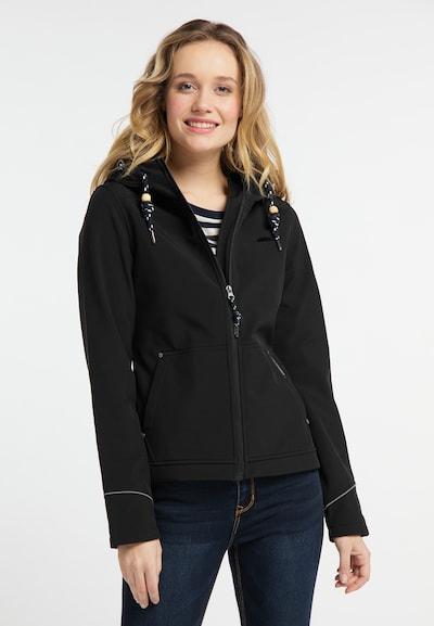 Schmuddelwedda Jacke in schwarz, Produktansicht