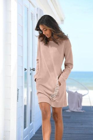 BENCH Dress in Beige
