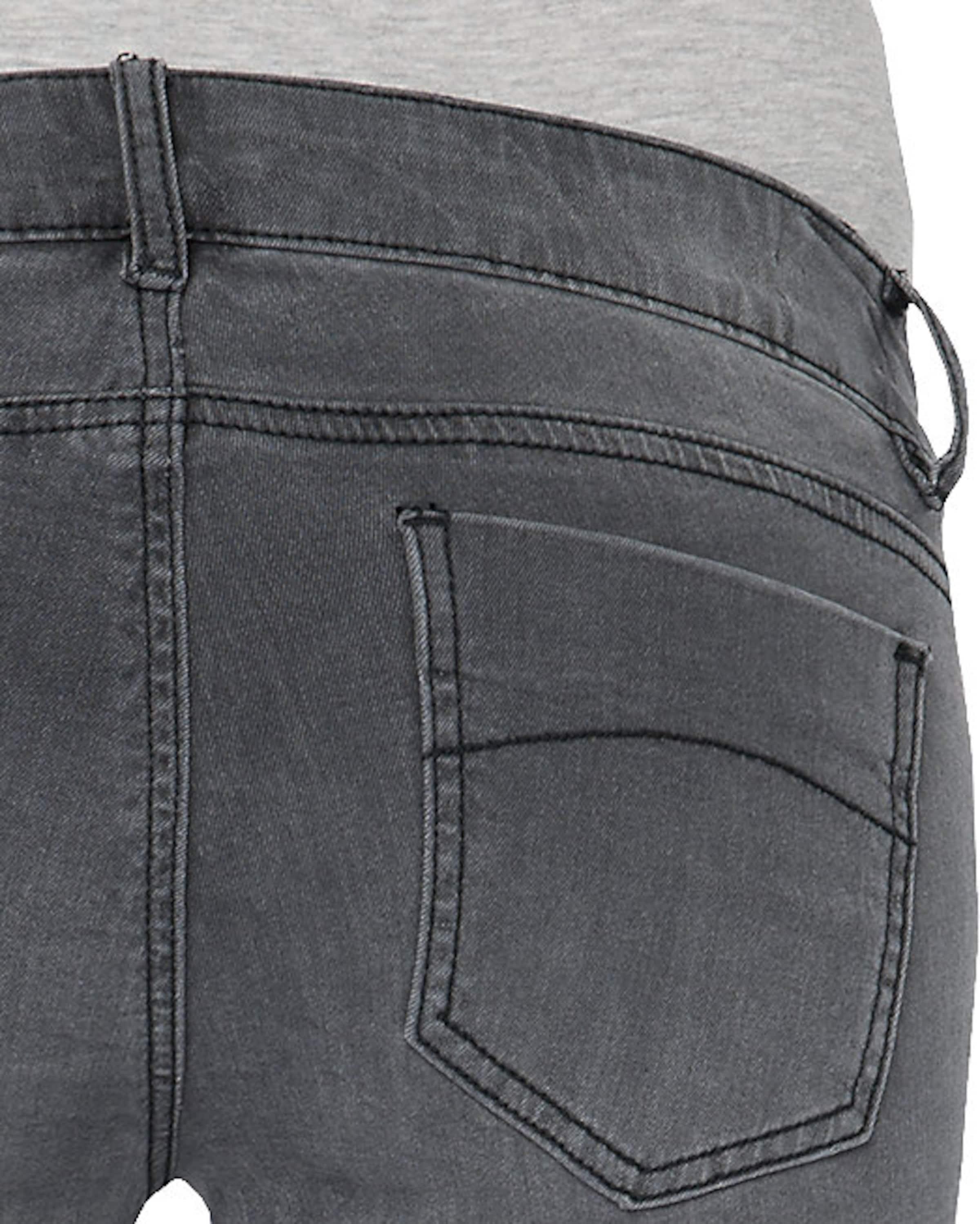 In 'mllola Slim Grau Grey Mamalicious Jeans' Jeans k8wOnN0XP