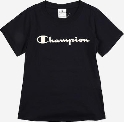 Champion Authentic Athletic Apparel T-Shirt in navy / weiß, Produktansicht