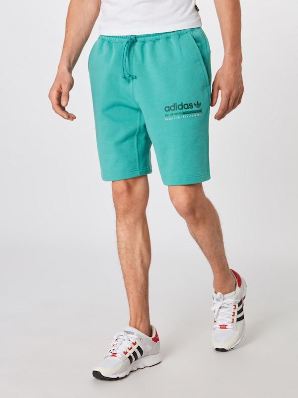 'short' Turquoise Originals En Pantalon Adidas 4q3LARj5