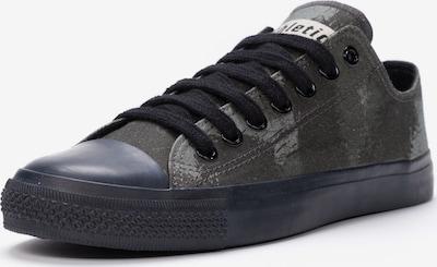 Ethletic Sneaker in grau / dunkelgrün / schwarz, Produktansicht