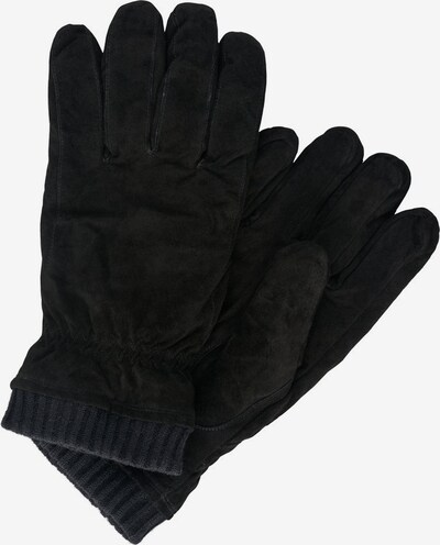 JACK & JONES Vingerhandschoenen in de kleur Navy / Zwart, Productweergave