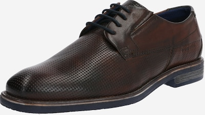 bugatti Buty sznurowane 'Mattia ExKo' w kolorze brązowym, Podgląd produktu
