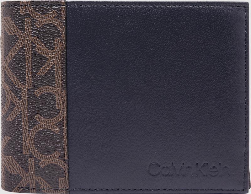 d4085495ab34e Calvin Klein Geldbörse  CK MONO 5CC COIN  in navy