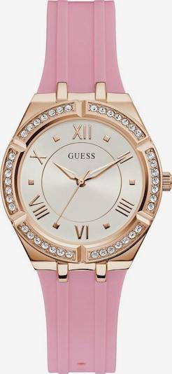 GUESS Analoog horloge in de kleur Goud / Pink, Productweergave