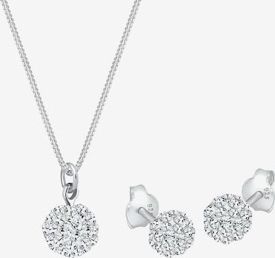 ELLI Sada šperků 'Swarovskikugel' - stříbrná, Produkt